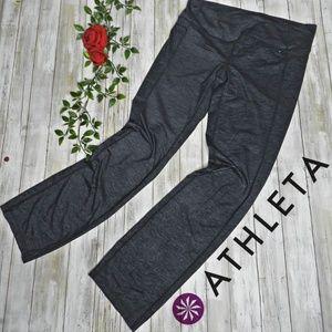 Athleta Straight Up Yoga Pants Dark Grey large